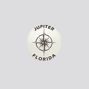 Florida - Jupiter Mini Button