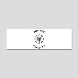 Florida - Jupiter Car Magnet 10 x 3