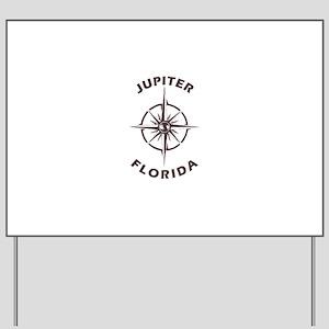 Florida - Jupiter Yard Sign
