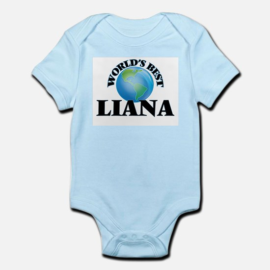 World's Best Liana Body Suit