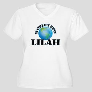 World's Best Lilah Plus Size T-Shirt