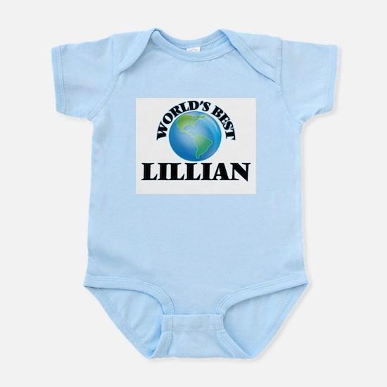 World's Best Lillian Body Suit