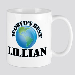 World's Best Lillian Mugs
