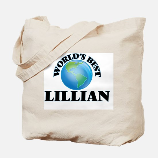 World's Best Lillian Tote Bag