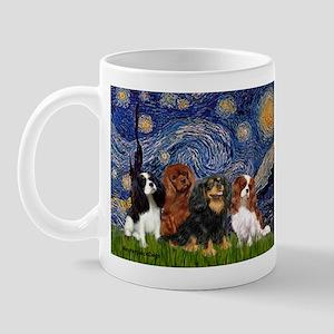 Starry / 4 Cavaliers Mug