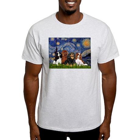 Starry / 4 Cavaliers Light T-Shirt