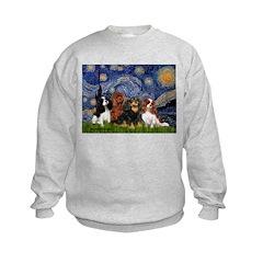 Starry / 4 Cavaliers Sweatshirt
