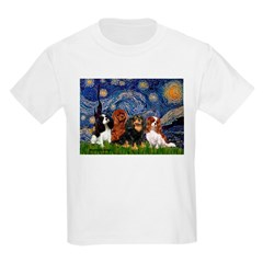Starry / 4 Cavaliers T-Shirt