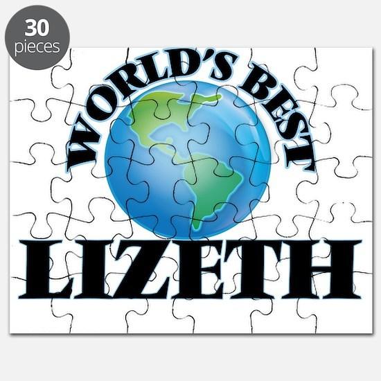 World's Best Lizeth Puzzle