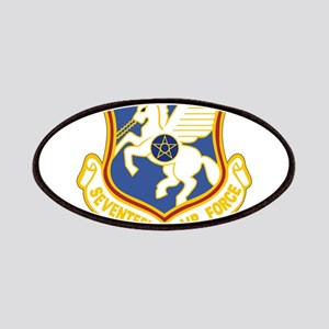 17th Air Force Patches