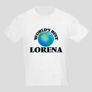 World's Best Lorena T-Shirt