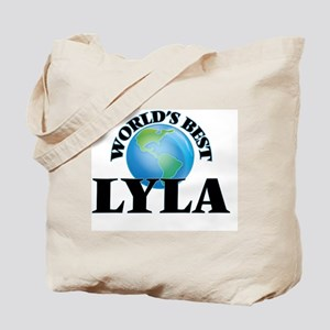 World's Best Lyla Tote Bag