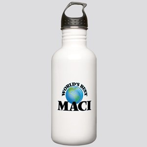 World's Best Maci Stainless Water Bottle 1.0L