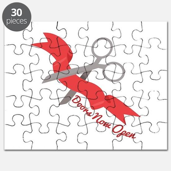 Now Open Puzzle