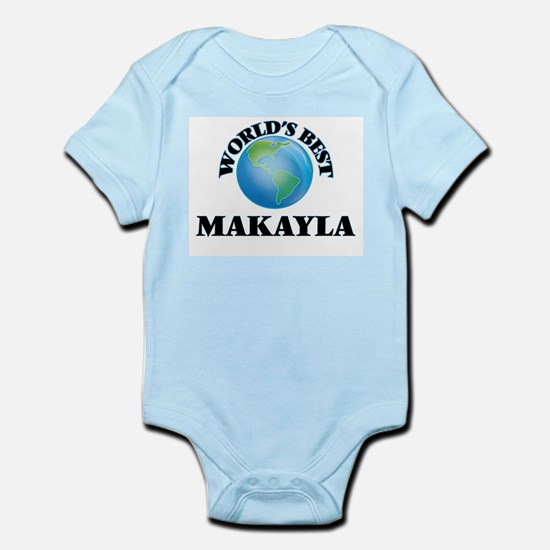 World's Best Makayla Body Suit