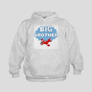Big Brother - Airplane Kids Hoodie
