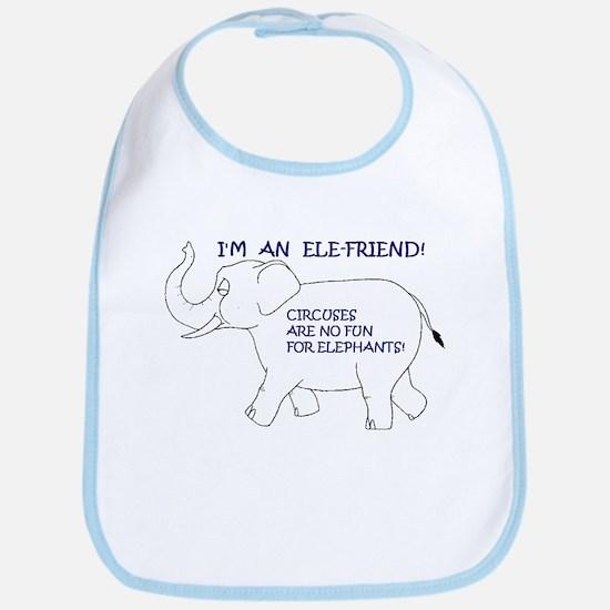 Ele-Friend Bib