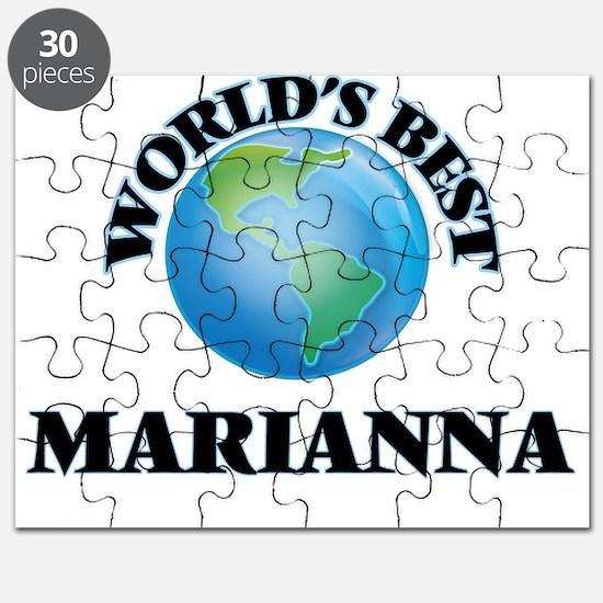World's Best Marianna Puzzle