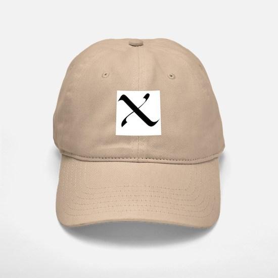 Whatever X Baseball Baseball Cap