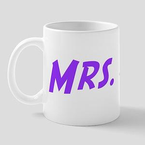 Mrs. Wear  Mug