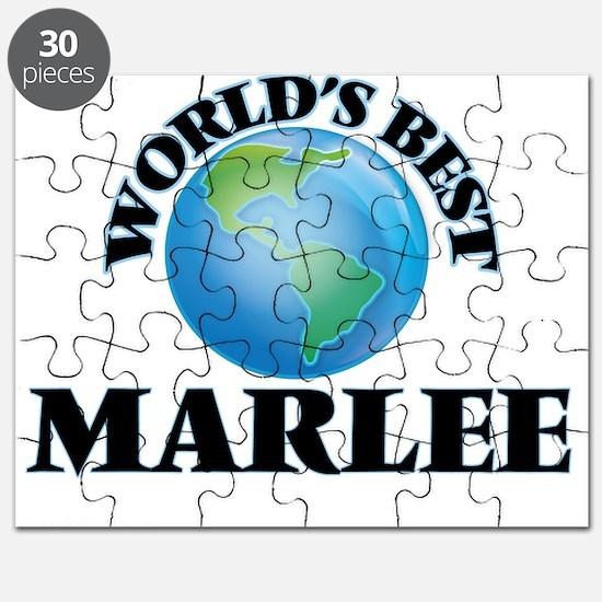 World's Best Marlee Puzzle