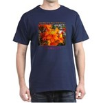Flower With 'Tude Colored T-Shirt