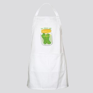 You Pickle Me Apron