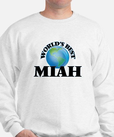 World's Best Miah Sweater