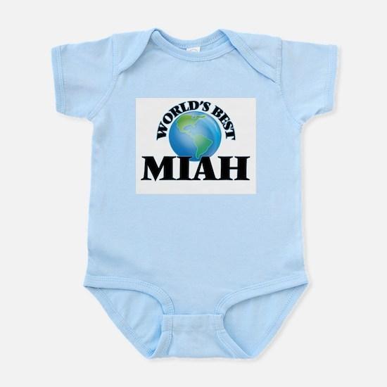 World's Best Miah Body Suit