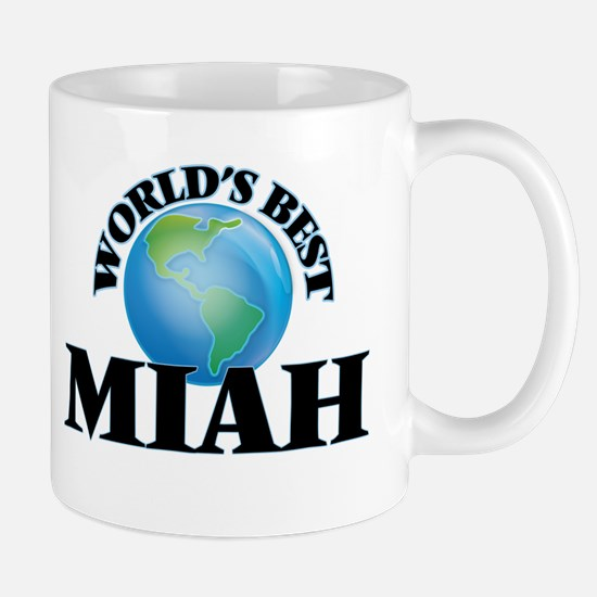 World's Best Miah Mugs