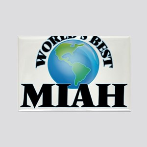 World's Best Miah Magnets