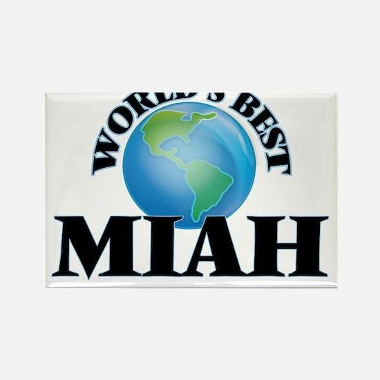 World's Best Miah Magnets