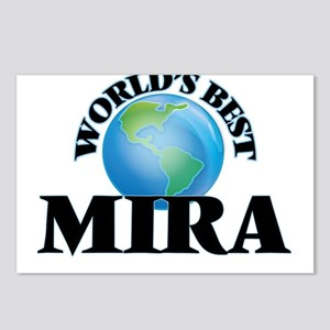 World's Best Mira Postcards (Package of 8)