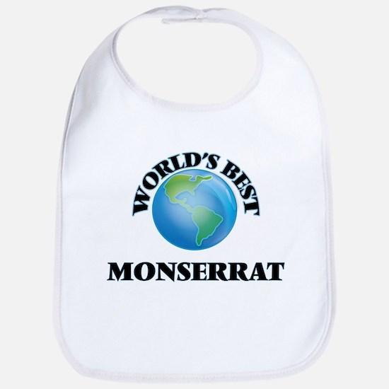 World's Best Monserrat Bib