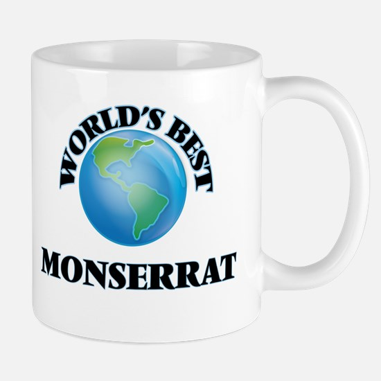 World's Best Monserrat Mugs