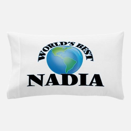 World's Best Nadia Pillow Case