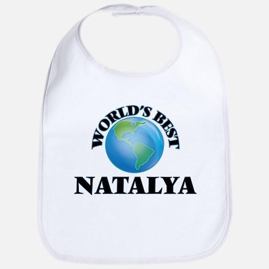 World's Best Natalya Bib