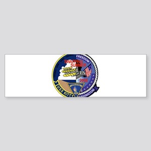 cvn73SWAP Bumper Sticker