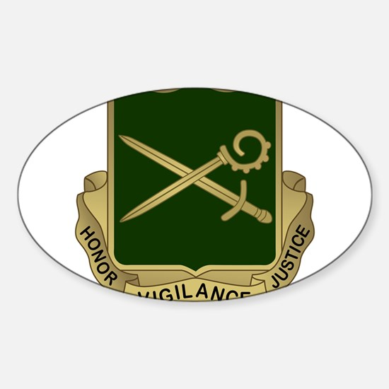 385th MP Battalion Cre Decal