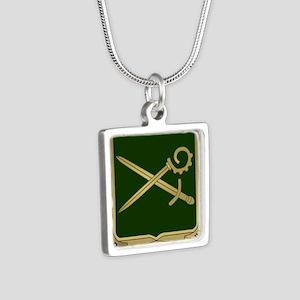 385th MP Battalion Crest Necklaces