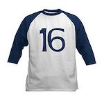 Quixotic 16 Kids Baseball Jersey