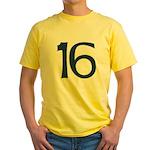 Quixotic 16 Yellow T-Shirt