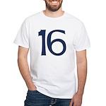 Quixotic 16 White T-Shirt
