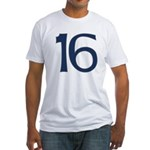 Quixotic 16 Fitted T-Shirt