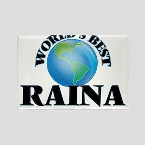 World's Best Raina Magnets