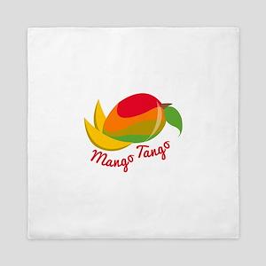 Mango Tango Queen Duvet
