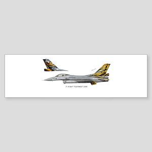 bafTiger06a Bumper Sticker