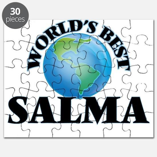 World's Best Salma Puzzle