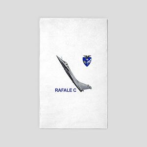 ESCADRON_rafale_france 3'x5' Area Rug