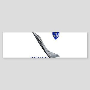 ESCADRON_rafale_france Bumper Sticker